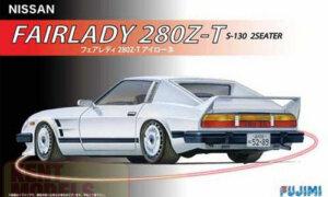 1:24 Scale Nissan Fairlady 280Z Airone Model Kit #676