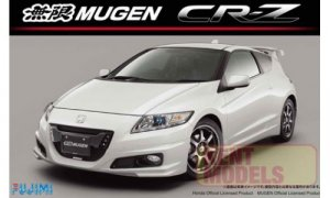 1:24 Scale Fujimi Honda Mugen CRZ Model Kit #711p