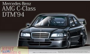 1:24 Scale Mercedes Benz AMG C Class DTM 94' Model Kit #823