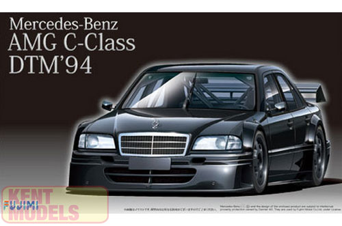 1:24 Scale Fujimi Mercedes Benz AMG C Class DTM 94' Model Kit #823p