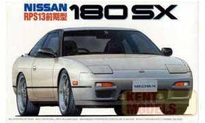 "1:24 Scale Nissan RPS13 180SX ""First Model"" Model Kit #600p"