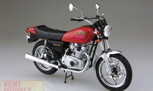 1:12 Scale Suzuki GS400E Model Kit #379