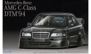 1:24 Scale Fujimi Mercedes Benz AMG C Class DTM 94' Model Kit #823p