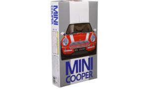 1:24 Scale Fujimi Mini Cooper Model Kit
