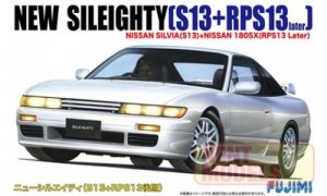 1:24 Scale Fujimi Nissan New Sileighty S13 RPS13 Silvia Model Kit #604p