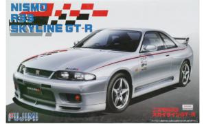 1:24 Scale Fujimi Nissan Skyline R33 GTR Nismo Model Kit #694p