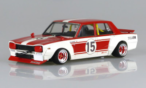 1:24 Scale Aoshima Liberty Walk LB Works Nissan Skyline Hakosuka Model Kit #332