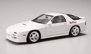 1:24 Scale Initial D Mazda FC3S RX-7 Takahashi Ryousuke Model Kit #416p