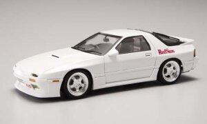 1:24 Scale Initial D Mazda FC3S RX-7 Takahashi Ryousuke Model Kit #416