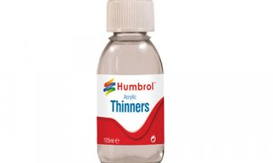 Humbrol Acrylic Thinners 125mlm #1177