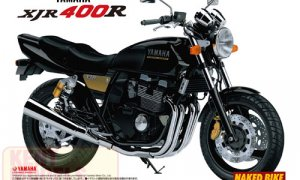 1:12 Scale Yamaha XJR400R Model Kit