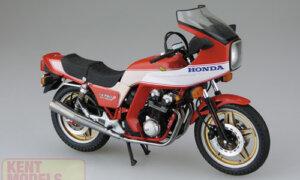 1:12 Scale Honda CB750F Bold'or-2 Option Ver Model Kit #384