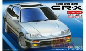 1:24 Scale Fujimi Honda CRX Si Model Kit #677p