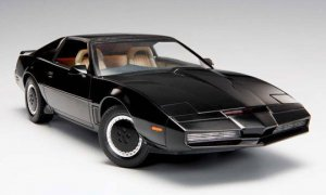 1:24 Scale Aoshima KNIGHT RIDER 2000 K.I.T.T Season I Model Kit #432p