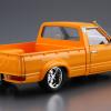 1:24 Scale Aoshima 720 Datsun Truck Custom 1982 Model Kit #1290p