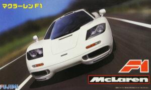 1:24 Scale McLaren F1 Model Kit #827 V.RARE