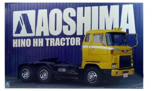 1:32 Scale Hino HH Tractor Head Model Kit