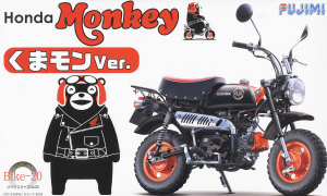 1:12 Scale Monkey Kumamon Ver. Model Kit
