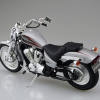 1:12 Scale Honda Steed 400VSE With Custom Parts Model Kit #394