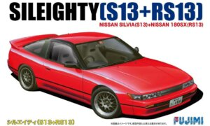 1:24 Scale Fujimi Nissan Sileighty S13 PS13 Model Kit #633p