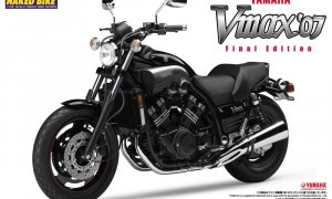 1:12 Yamaha VMAX 07 Final Edition #358p