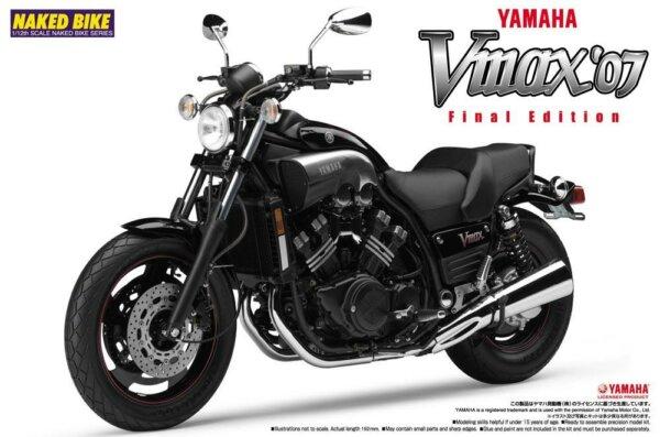 1:12 Yamaha VMAX 07 Final Edition #358p