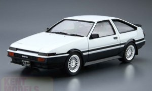 1:24 Scale Aoshima Toyota AE86 Sprinter Trueno GT-APEX '85 Model Kit #05p