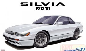 1:24 Scale Nissan Silvia K's PS13 1991 Model Kit #13