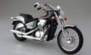 1:12 Scale Honda Steed 400VSE With Custom Parts Model Kit #394