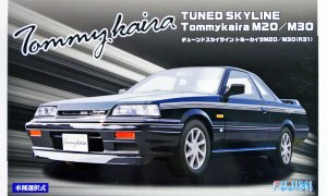 1:24 Scale Nissan Skyline Tommy Kaira M20/M30 R31 Model Kit #553