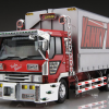 1:32 Scale Dekotora Yanky Mate Truck Model Kit #504p