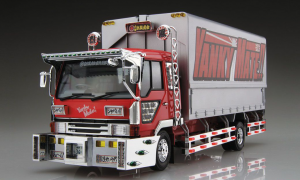1:32 Scale Dekotora Yanky Mate Truck Model Kit #504