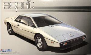 1:24 Scale Lotus ESPRIT S1 Model Kit #833