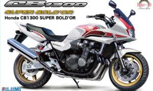 1:12 Scale Honda CB1300 Super BOLD'OR Model Kit #932