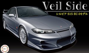 1:24 Scale Nissan S15 Silvia VEILSIDE Model Kit #663p