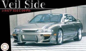 1:24 Scale Nissan Silvia S14 Veilside Model Kit #734p