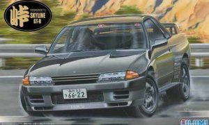 Nissan Skyline R32 GTR Model Kit #764p
