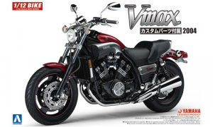 1:12 Scale Yamaha Vmax With Custom Parts Model Kit #397