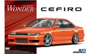1:24 Scale Nissan Cefiro Wonder A31 Model Kit #90