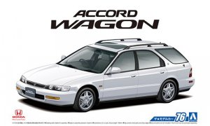 1:24 Scale Aoshima Honda Accord Wagon SIR 94 CF2 #75p