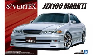 1:24 Scale Toyota Chaser Mk II Vertex T&E JZX100 Model Kit #178