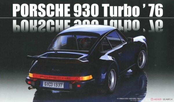 1:24 Scale Porsche 930 Turbo '76 Model Kit #880