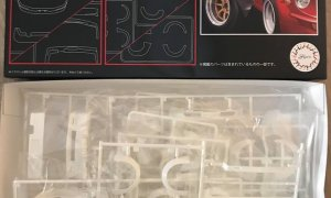 1:24 Scale Car Transformation Over Fender Set 3 #912