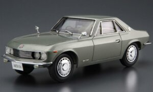1:24 Scale Aoshima Nissan Silvia CSP311 1966 Model Kit #65p