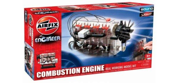 Airfix Large Combustion Engine - Working Model Kit #1057