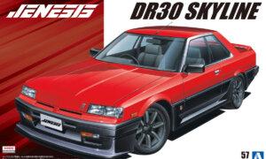 1:24 Scale Nissan Skyline Jenesis Auto DR30 Model Kit #181