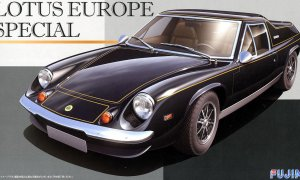 1:24 Scale Lotus Europa Special Model Kit #862p