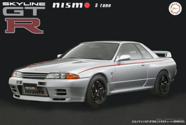 1:12 Scale Fujimi HUGE Nissan Skyline Nismo S TUNE Version GTR Model Kit #