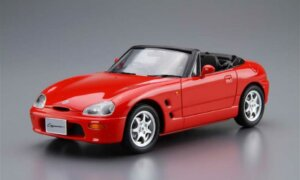 1:24 Scale Aoshima Suzuki Cuppuccino Model Kit #40p