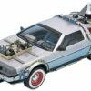 1:24 Scale Aoshima Back To The Future DeLorean Part 3 Model Kit #439p